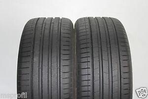 2x-Pirelli-Pzero-265-40-ZR21-105Y-7mm-100-nr-6357