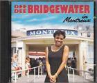 """DEE DEE BRIDGEWATER - RARO CD 1990 ITALY """" IN MONTREUX """""""