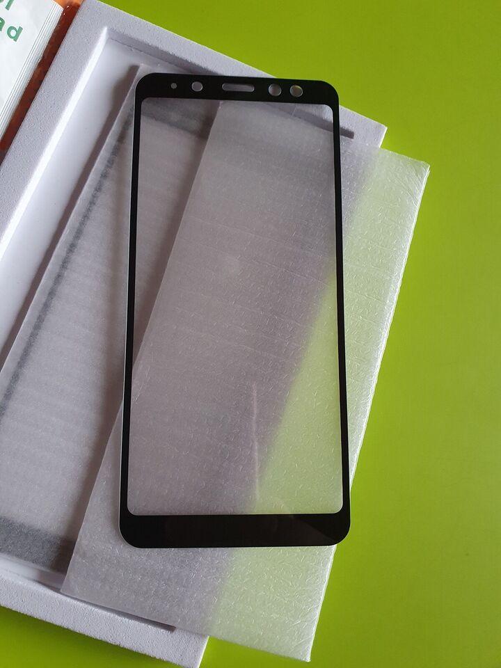 Skærmbeskyttelse, t. Samsung, A8 2018