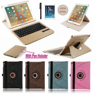 Remove-Wireless-Keyboard-ipad-Case-360-Swivel-Folio-Cover-For-iPad-Pro-9-7-2016