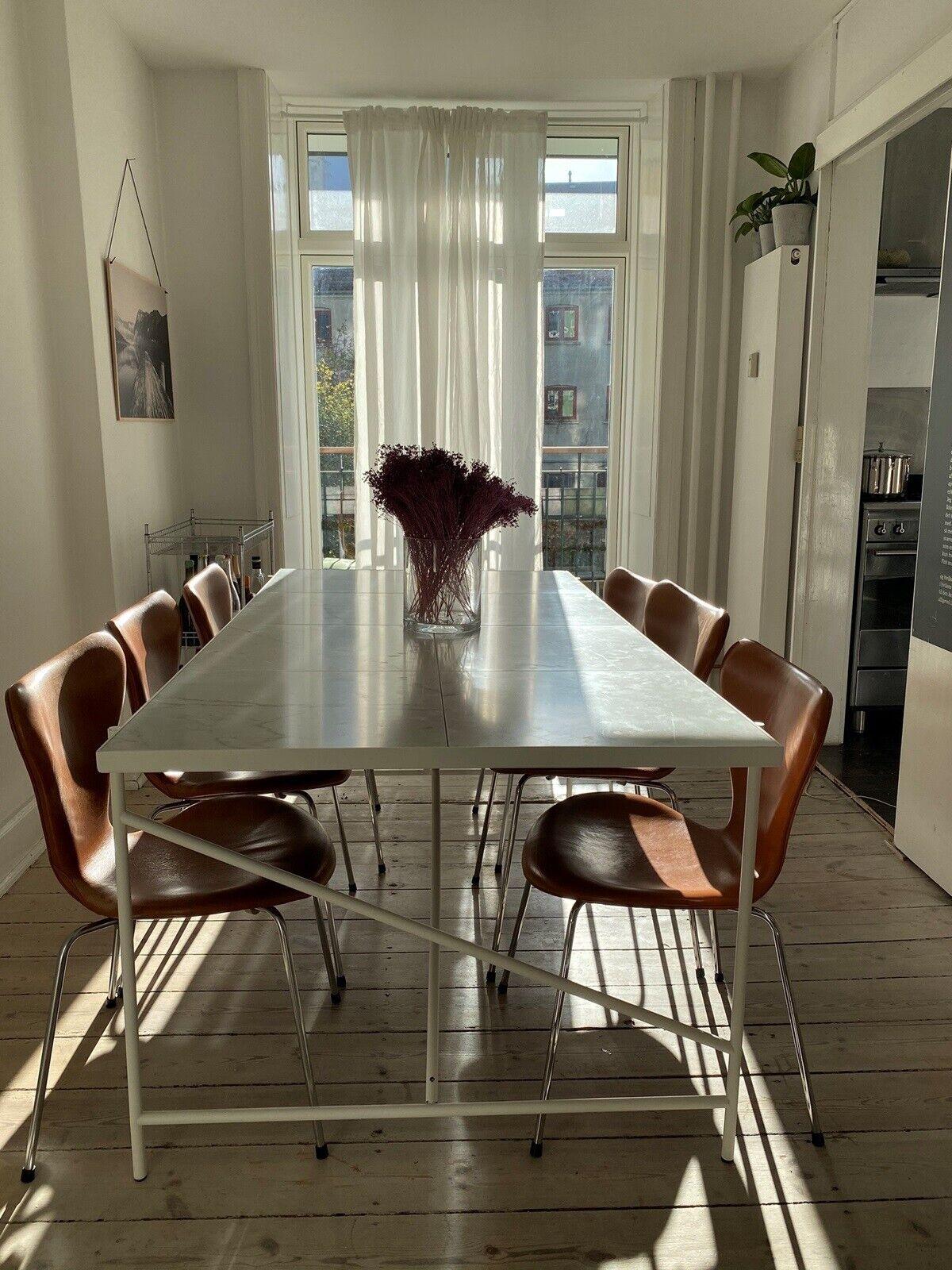 Spisebord, Marmor , Handvärk – dba.dk – Køb og Salg af Nyt