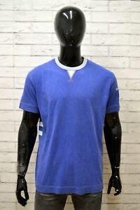 Maglia-Uomo-MURPHY-amp-NYE-Taglia-Size-XL-Maglietta-Shirt-Man-Cotone-Manica-Corta