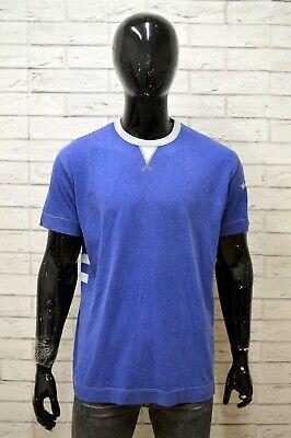 Attivo Maglia Uomo Murphy & Nye Taglia Size Xl Maglietta Shirt Man Cotone Manica Corta Dolcezza Gradevole