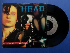 Head-All-The-Boyz-At-War-Heaven-Is-Only-Six-Miles-Away-Virgin-VS-1190-Ex