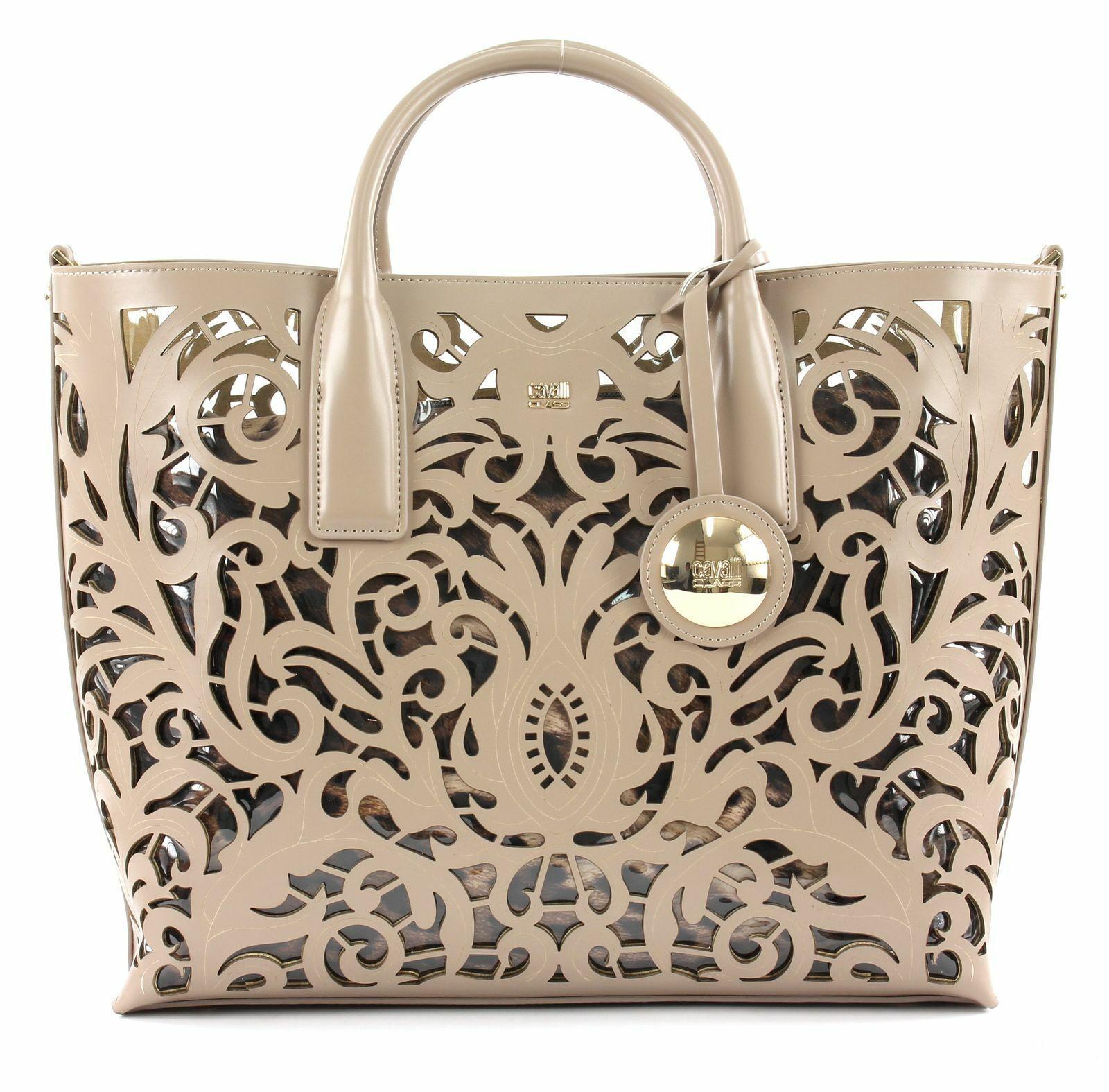 Neu Beige Taupe Tasche Umhängetasche Bag Hand Brigitte CLASS