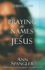 A Daily Guide: Praying the Names of Jesus by Ann Spangler (2006, Paperback)