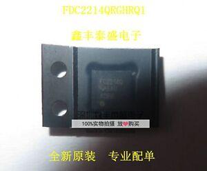 FDC2214QRGHRQ1-28-BIT-CAPACITANCE-TO-DIGITAL-CO