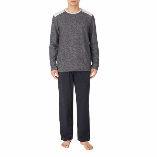TOMMY BAHAMA MEN/'S 2-piece LOUNGE Set size M NWT blue GRAY black Pajama