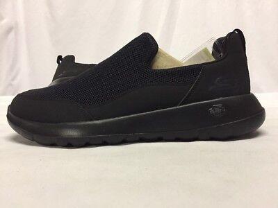 Details about SKECHERS GO WALK Men's WALKING shoes Size 9 Black ..S21