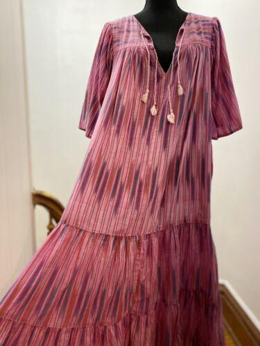 Vintage 70s Sultana Adini Indian Cotton Hippie Boh