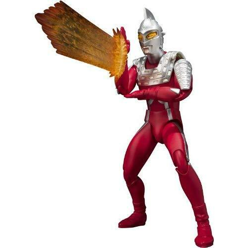 NEW ULTRA-ACT Ultraman ULTRA SEVEN Action Figure BANDAI TAMASHII NATIONS Japan