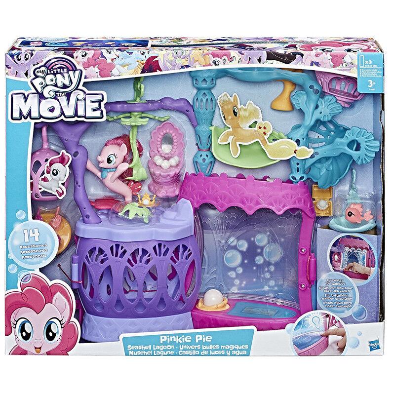 My Little Pony Pinkie Pie Seashell Lagoon Playset NEW