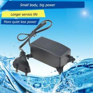 2W-Aquarium-Air-Pump-Energy-saving-Fish-Tank-Oxygen-Pump-Aquatic-Accessories-EU