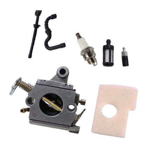 Carburetor Service Kit for STIHL MS170 MS180 017 Carb Chainsaw 1130-120-0603