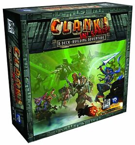 Board Games Clank! Clank! In! Space