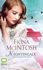 Nightingale by Fiona McIntosh (2016, CD, Unabridged)