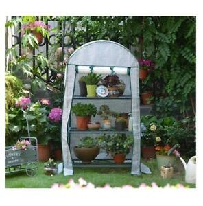 B26-Portable-Reinforced-Garden-Large-Frame-Shelves-Cover-Cold-Grow-Greenhouse
