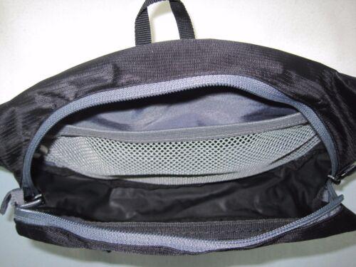 Bauch- & Gürteltaschen Gürteltasche große Bauchtasche Crossroad schwarz Hüfttasche Geschenk Dogbag