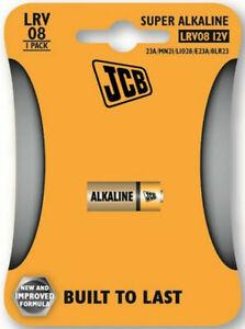 Jcb-23A-L1028-A23-LRV08-Alcaline-Batterie-12v-Piles-1-Paquet
