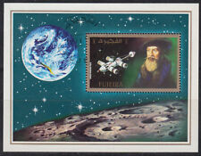 Fujeira 1972 Bl.88 A fine used c.t.o. Johannes Kepler Astronomie Astronomy
