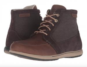 botas Impermeables Columbia Para Hombre Davenport PDX Cuero Tela Zapatos Encerado