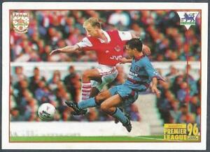 MERLIN-1996-PREMIER-LEAGUE-96-320-ARSENAL-V-WEST-HAM-DENNIS-BERGKAMP