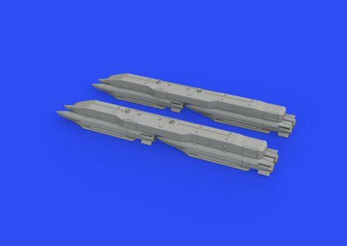 EDUARD BRASSIN 672243 GBU-39 W//BRU-61 in 1:72