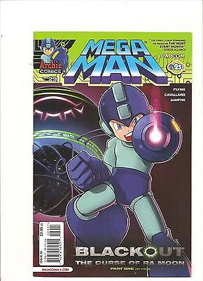Mega Man 2011 #37 Newsstand Variant VF//NM