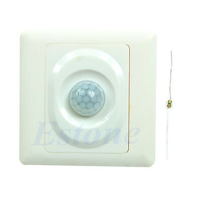 1PC Infrared PIR Switch Module Body New Motion Sensor For Auto On Off LED Lights