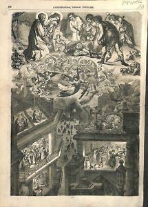 Noel-naissance-de-Jesus-christ-Charles-Auguste-Albert-Racinet-ILLUSTRATION-1856