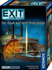 KOSMOS-691721-EXIT-Das-Spiel-Der-Raub-auf-dem-Mississippi-NEU
