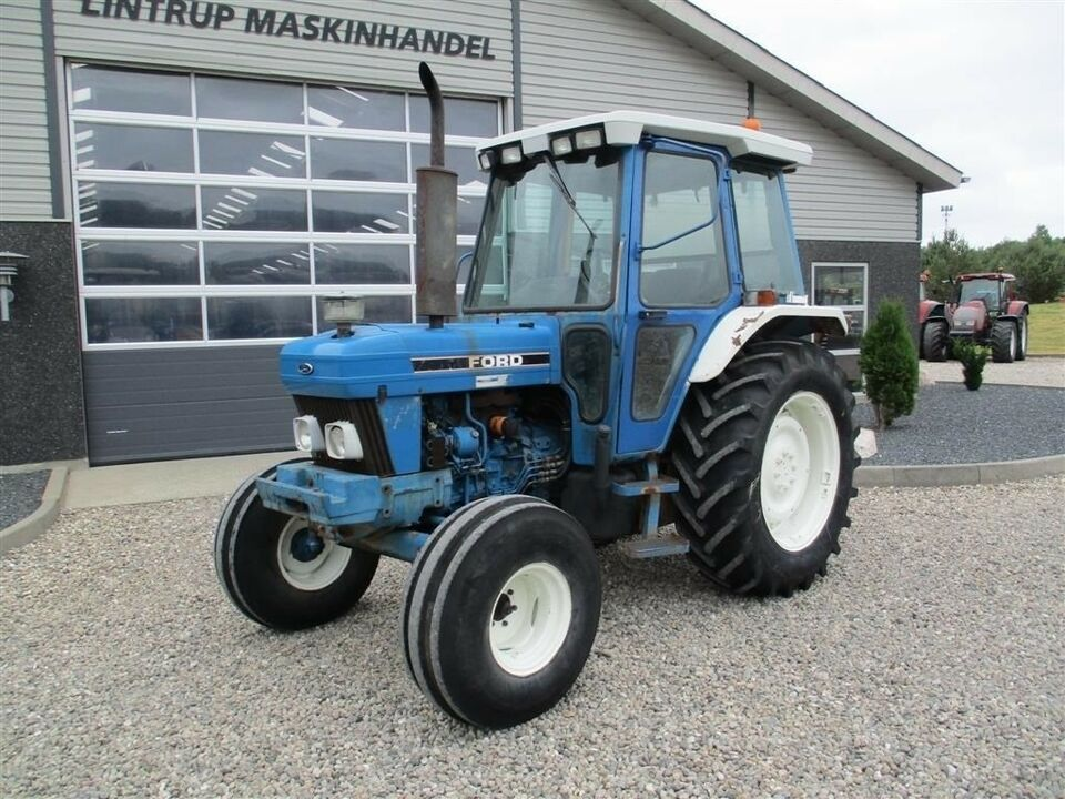 Ford, 5610 ForseII, timer 8196