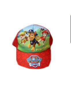 children/'s Red PJ Masks adjustable velcro baseball cap sizes 2yrs-10yrs