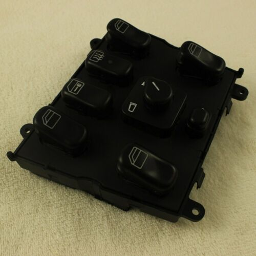 FIT Mercedes Benz New Electric Power Window Master Control Switch 1998-03