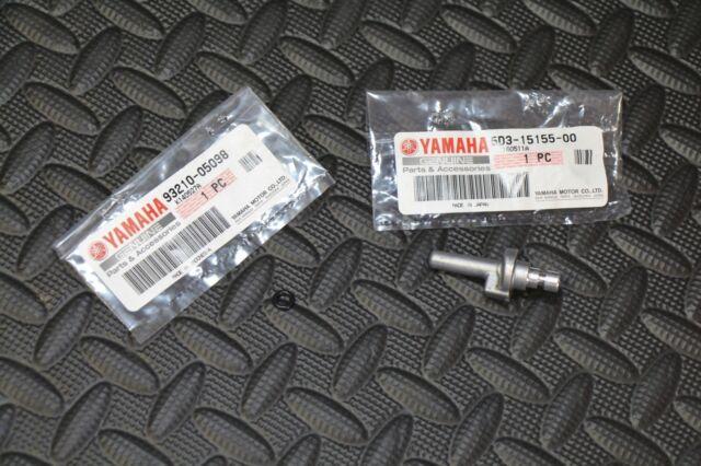 Gear Shift Shifter Shaft Spindle Assembly OEM Yamaha YFZ450 YFZ 450 06-13