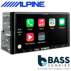 """usa goedkope verkoop beste waarde op voet schoten van Details about Alpine iLX-700 7"""" Apple CarPlay Double Din Mechless iPhone  Car Stereo Player"""