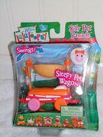 Mini Lalaloopsy Silly Pet Parade Sleepy Pets Wagon Swings