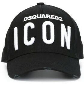 8222cfccafa DSQUARED2 Kappe Cap mit