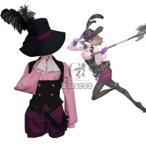 Persona 5 Haru Okumura Cosplay Costume with hat NEW
