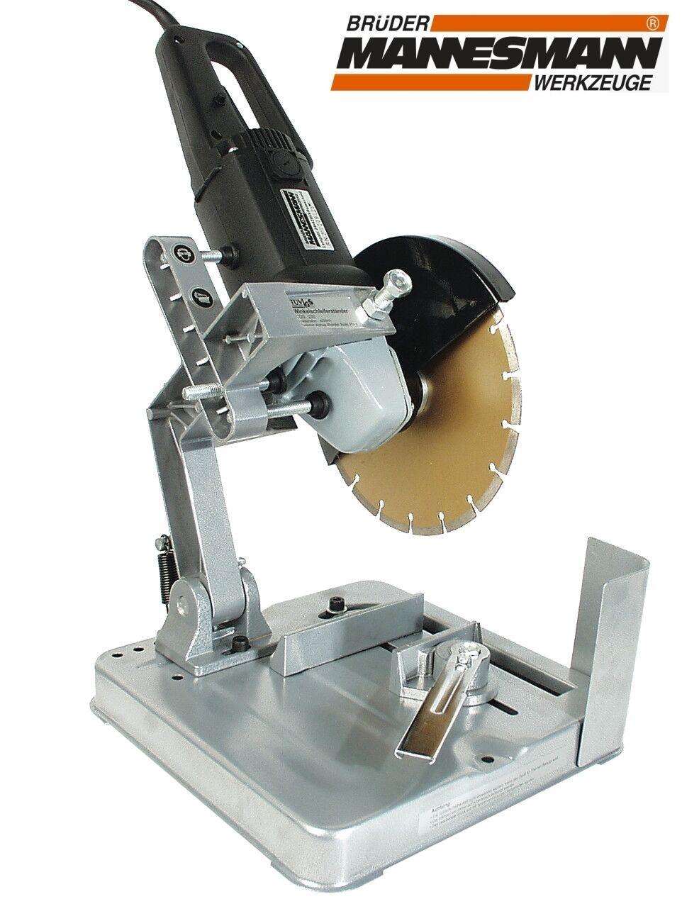 Trennständer Trenn Ständer Winkelschleifer 180 230mm Schneider Trennschleifer