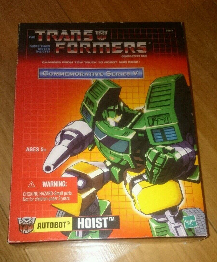G1 transformers toys r us - neuauflage autobot - winde   1 versiegelt, neue