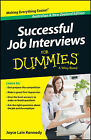 Successful Job Interviews for Dummies by Kate Southam, Joyce Lain Kennedy (Paperback, 2014)