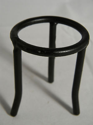 (1) Medium TALL Round Metal Display Stand for SPHERE or GLOBE