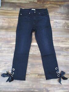 Good Lacet Neuf Taille Cheville Coupe 010 Noir Jeans American Droite 14 3 À dxZYx1