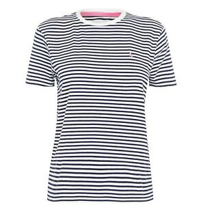 Jack Wills Womens Endmoor Boyfriend T Shirt Crew Neck Tee Top
