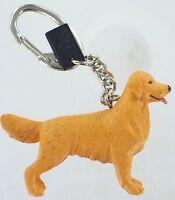 American Kennel Club Akc Golden Retriever Dog Keychain Keyring Hunting Mini