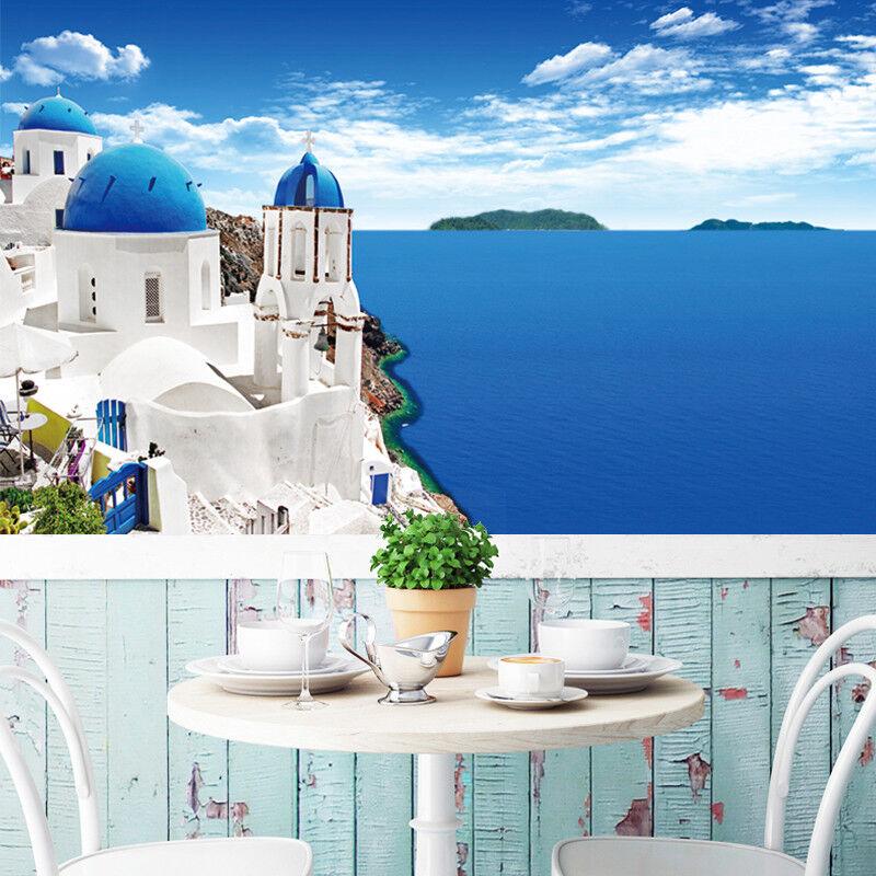 3D Europäische Landschaft 9083 Tapete Wandgemälde Tapeten Bild Familie DE Jenny