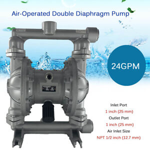 Air-Operated-Double-Diaphragm-Diaphram-Pump-1-034-for-Industrial-Use-QBK-25L-24GPM