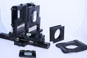 Rollei-Horseman-X-Act-D-digital-6x6cm-view-camera-Hasselblad-V-Sliding-Adapter