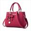 Women-Faux-Leather-Handbag-Shoulder-Bag-Purse-Tote-Messenger-Satchel-Crossbody miniature 8